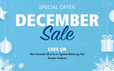 December Deals & Specials