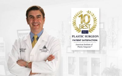 Dr. Ricciardelli Ranked One of the 10 Best Plastic Surgeons in NC